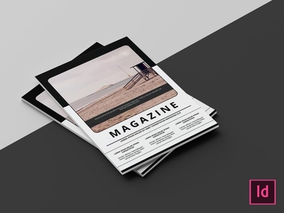 InDesign Magazine Template photography photography magazine multipurpose indesign template lookbook corporate magazine fashion magazine mazagine indesign mazagine magazine template