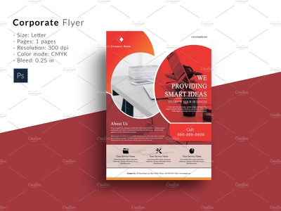 Business Flyer business or finance professional multipurpose photoshop template modern clean creative minimal company flyer corporate flyer business flyer