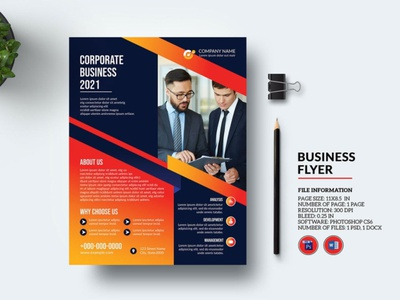 Minimal Corporate Flyer Template company flyer ms word photoshop template modern creative business flyer clean minimal flyer business flyer corporate flyer minimal corporate flyer