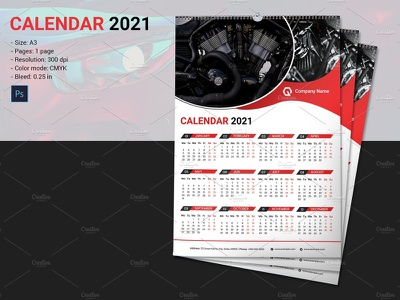 Corporate Calendar designs, themes, templates and downloadable