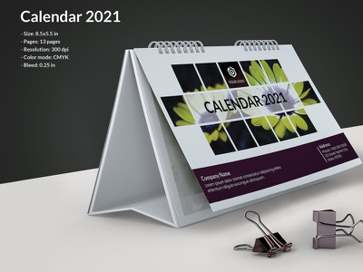 2021 Desk Calendar table calendar photoshop template corporate calendar monthly calendar yearly calendar table calendar 2021 company calendar business destop calendar desk calendar 2021 desk calendar