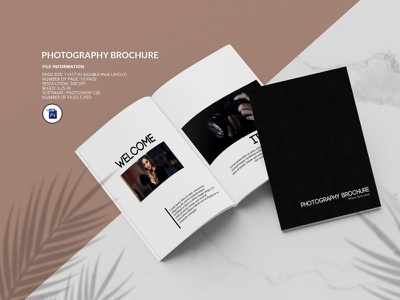 Photography Brochure magazine professional wedding pricing photoshop template wedding marketing wedding brochure portfolio marketing template photography portfolio photography brochure