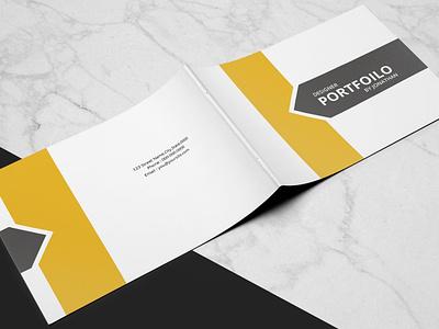 Multipurpose Portfolio Brochure photoshop template presentation minimal portfolio branding professional advertising multipurpose photographer portfolio template portfolio brochure