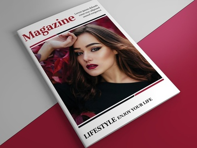 Photography Magazine Template