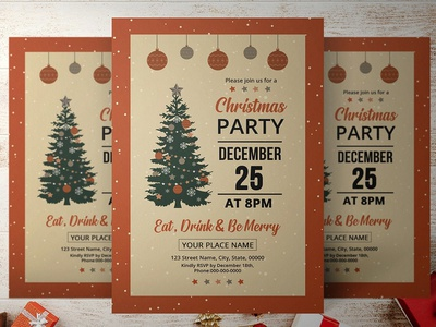 Christmas Party flyer Template holiday flyer invitation template party flyer photoshop template christmas invitation holiday party flyer christmas flyer printable invitation christmas template holiday party christmas party holiday invitation invitation flyer