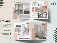 Interior Design Brochure Template