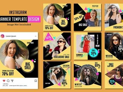 Instagram Marketing Template