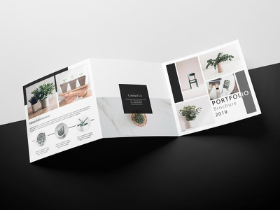 Multipurpose Trifold Brochure Template tri-fold brochure fashion brochure interior brochure customizable advertising photography brochure business brochure corporate brochure multipurpose trifold brochure brochure template