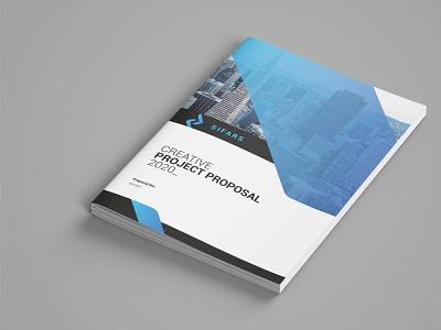Business Proposal minimal proposal annual report ocmpany brochure business brochure ms word illustrator template business proposal propect proposal proposal template corporate clean