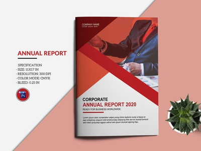 Printable Annual Report Template