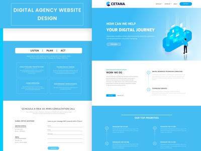 Digital agency websites healthy web design graphic design uidesign ui  ux website ui ux website ui digital agency