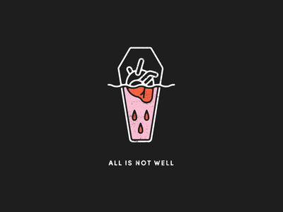All is not well