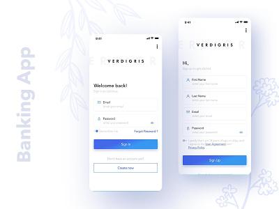 Digital Bank - Mobile Banking App UX/UI design mobile app design figma ui  ux ui ux banking ui banking app