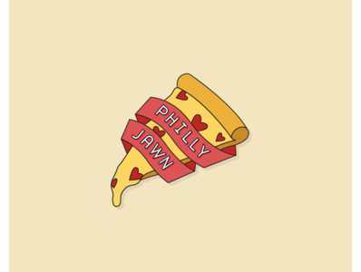 Philadelphia Pizza Design