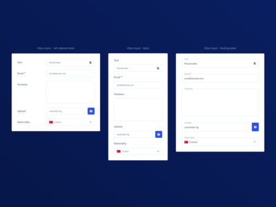 Form Layout inputs input forms user experience user interface form ux ui
