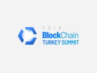 BlockChain TR Summit 2018 Logo Design