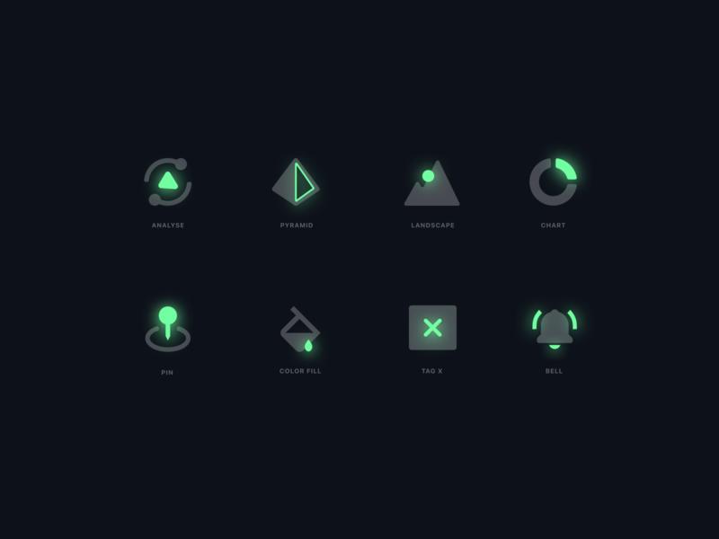 Fresh BoxIcon Set cleaning clean web design ux ui icon design icons icon