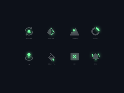 Fresh BoxIcon Set cleaning clean web design ux ui icon design icons icon