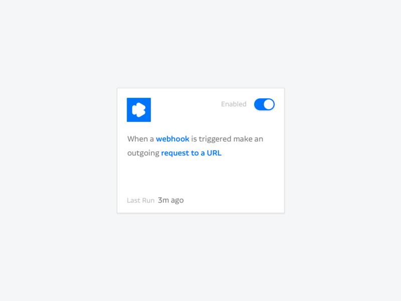 Botlet Card Rev. 1 automation revision vuejs sketch app app branding ui design