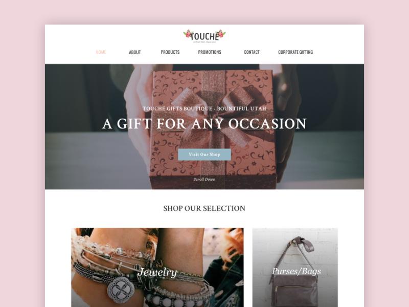Dribbble Touche  material design cards web design web ux ui ux design ui design
