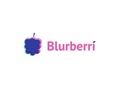 Blur Berri Branding