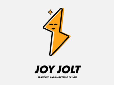 Joy Jolt Identity Design