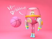 Hi~Dribbble!