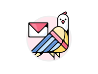 little icons for E-mail