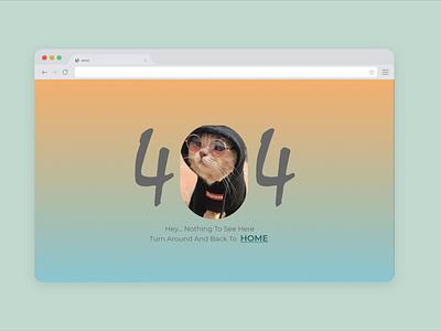 error404 web photoshop inspiration adobe xd design ui