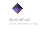 Logo for BuntePixel.org 07/2013