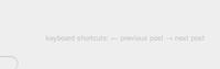 Theme 5 - Keyboard Shortcuts