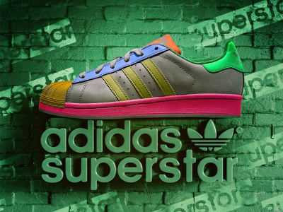 Adidas superstar presentation 3d adidas originals
