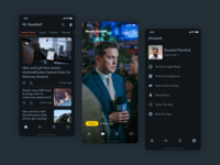News App - Dark Mode