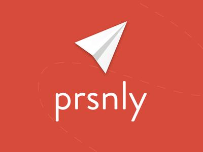 prsnly logo