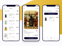 Add to basket e-commerce app