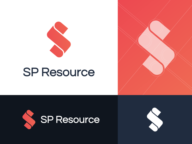 SP Resource Logo hr software software design software web design webdesign web ui user experience design visual design design process graphic design inspiration illustration design technique