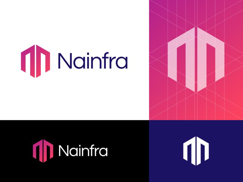 Naifra - Logo Design typography logo design logodesign logotype logo design visual design design process graphic design inspiration illustration design technique