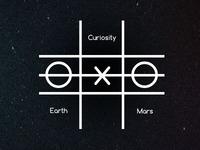 Curiosity X/O