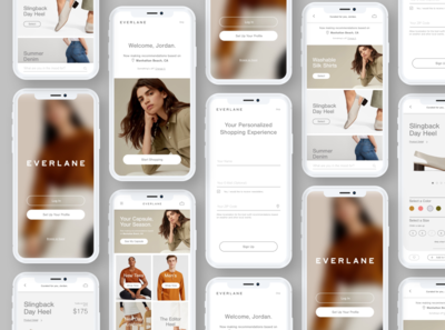 Personalized E-commerce App