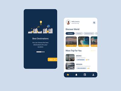 Travel App uiux ux design ui design ux  ui uxui appdesigner app design uxdesign appdesign app uidesign mobile app design mobile app mobile ux ui figma design design figmadesign figma