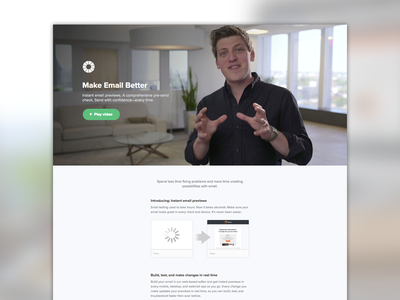[Email] The new Litmus is here email testing email newsletter newsletter email development email design html email email litmus