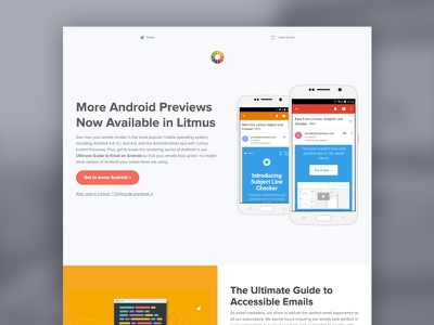 [Email] Litmus April 2017 Newsletter email campaigns newsletters email newsletters email development email design html email litmus