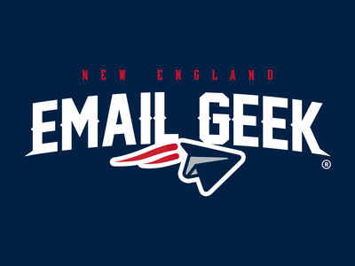 Revolutionary Email Geek new england patriots patriots email campaign email newsletter email marketing email development email design responsive email html email email geek email emailtees