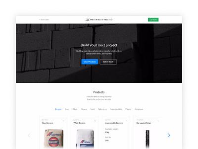 Website Redesign + Case Study construction mexico case study tachyons css responsive website