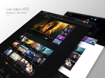 Live video Web