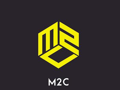 M2C monogram logo design monogram letter mark monogram brand identity branding letter logo challenge best logos toplogo logomaker logotype letterlogo lettermark letter
