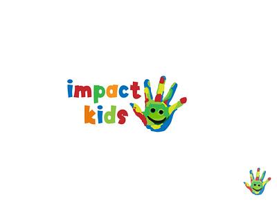Kid logo design logo design logo mark logotype logo maker logodesign ministry logo childrens book kid logo