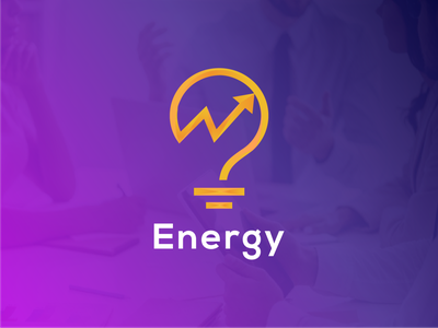 Energy favicon icon simple minimal modern logo power icon bulbs bullet powerpoint energy drink energy saving logotype logodesign improvement energy logo power logo power energy envelope