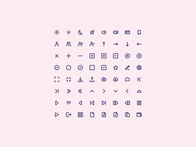 Icon Set — Open Source