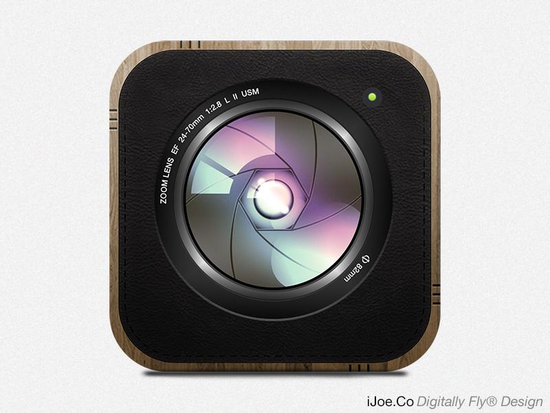 Camera App Icon Pack Vol 1 by Joseph Collins - Dribbble